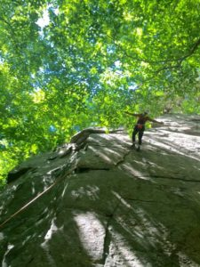 Paddle to Climb propell